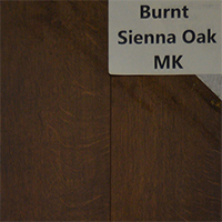Burnt Sienna Oak