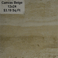 Canvas Beige 12x24