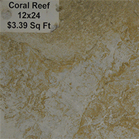 Coral Reed 12x24