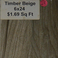Timber Beige 6x24