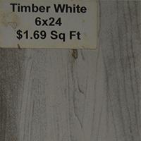 Timber White 6x24