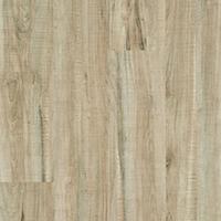 Luxury Vinyl flooring in Chatter Oak color