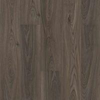 Luxury Vinyl flooring in Dark Oak color