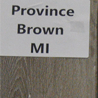 Province Brown